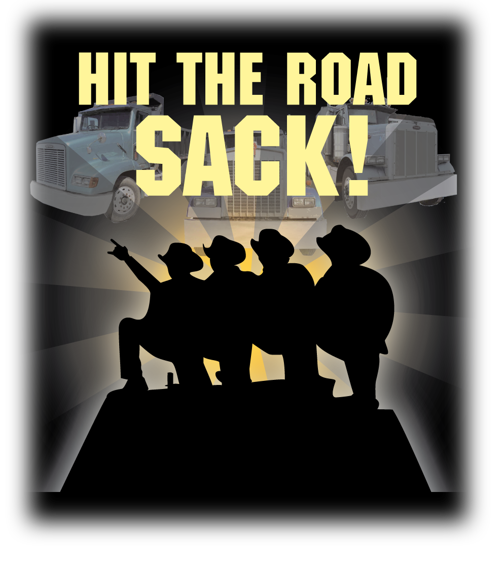 Hit The Road Sack